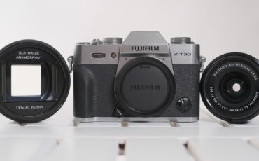 Anamorphic, Affordable: FUJIFILM X-T30 & SLR Magic Anamorphot-40 1.33x Review