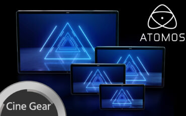 Atomos Neon Cinema Monitor-Recording HDR Displays Announced