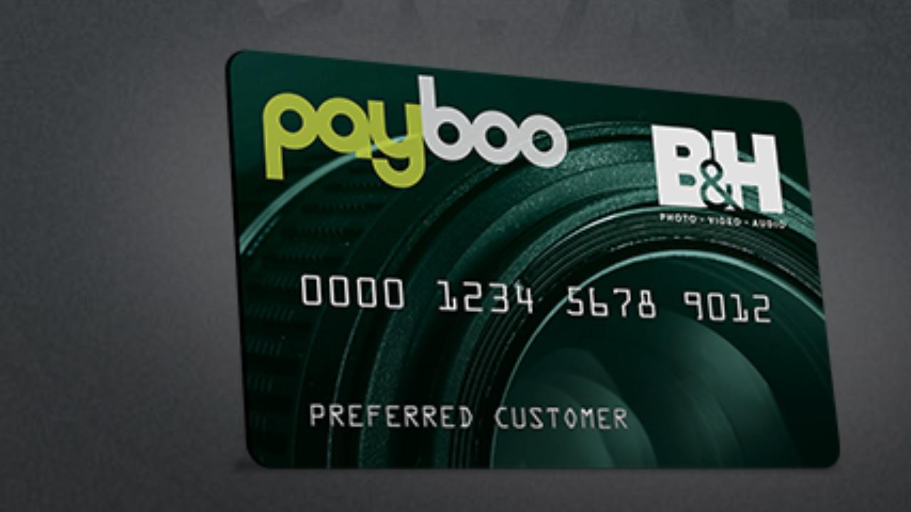 Tarjeta de crédito Payboo de B&H: devuelve el impuesto sobre las ventas a los clientes en EE.UU.