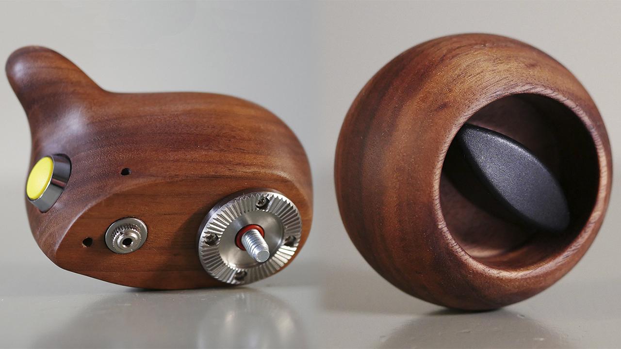 Element Gear Customizable Wooden Handgrips