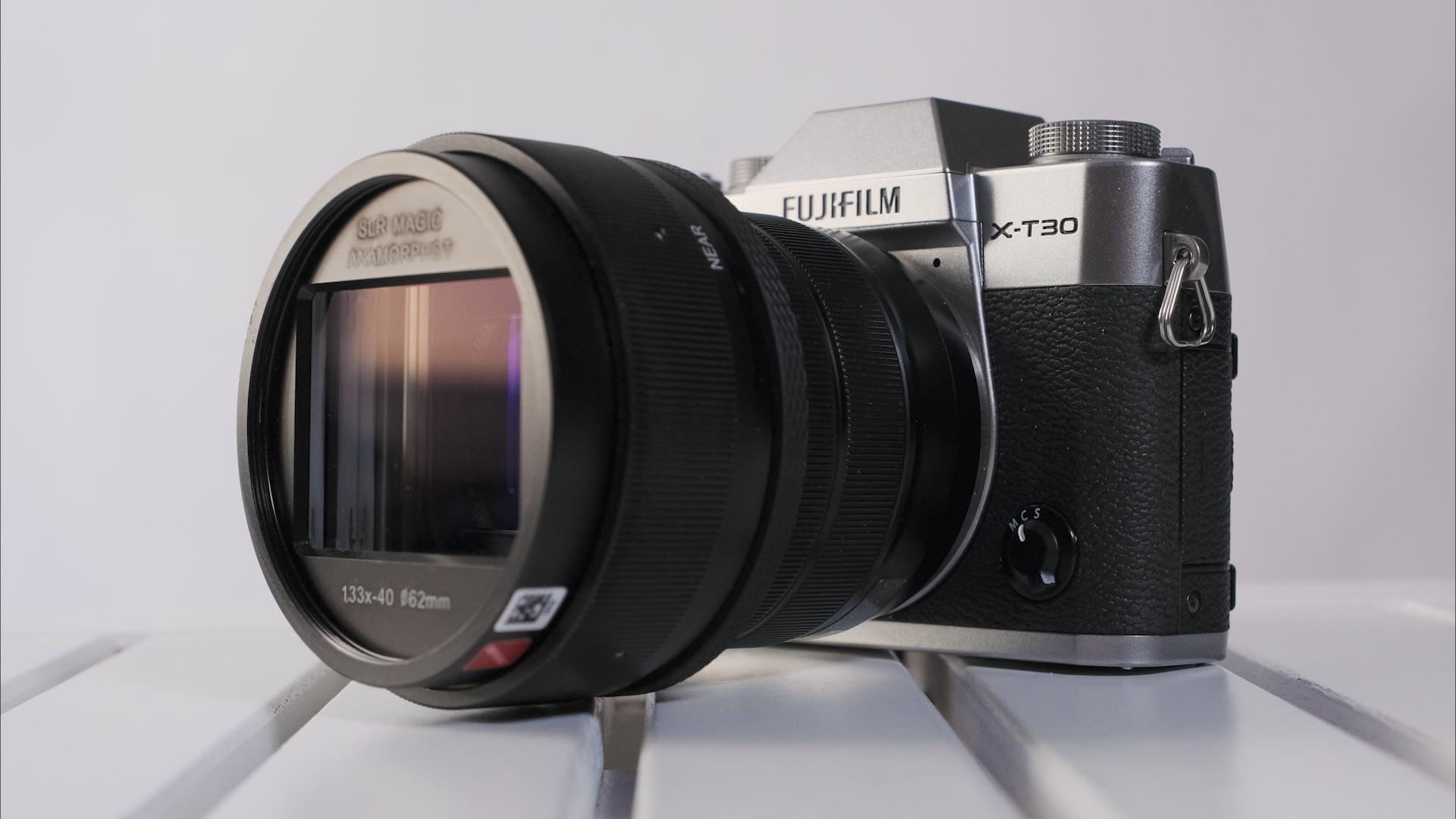 Anamorphic, Affordable: FUJIFILM X-T30 & SLR Magic