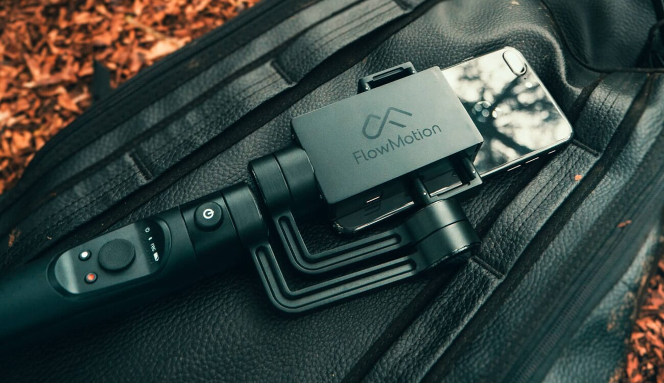FlowMotion ONE Smartphone Gimbal - Shipments Further Delayed