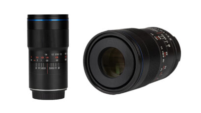 Laowa 100mm f/2.8 2x Ultra Macro APO Lens