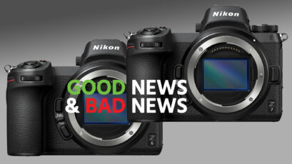 Nikon Z 6 and Z 7 Get Firmware 2.0, Some Recalled due to Vibration Reduction Issue