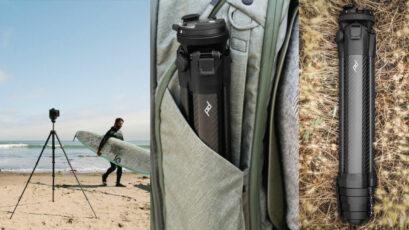 Peak Design Travel Tripod on Kickstarter - Compact and Lightweight, Reinvented