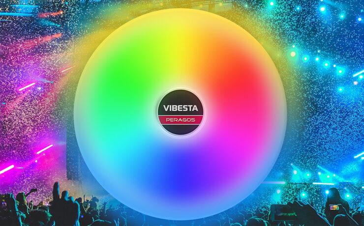 Vibesta Peragos Disk – A Super Affordable & Mighty RGBWW LED