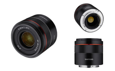 Samyang AF 45mm f/1.8 FE for Sony Cameras