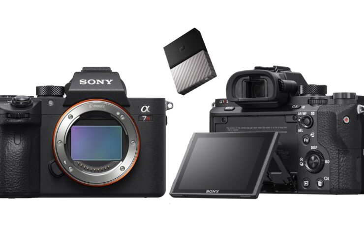 Sony a7R II and a7R III - Only Today, $600 Off