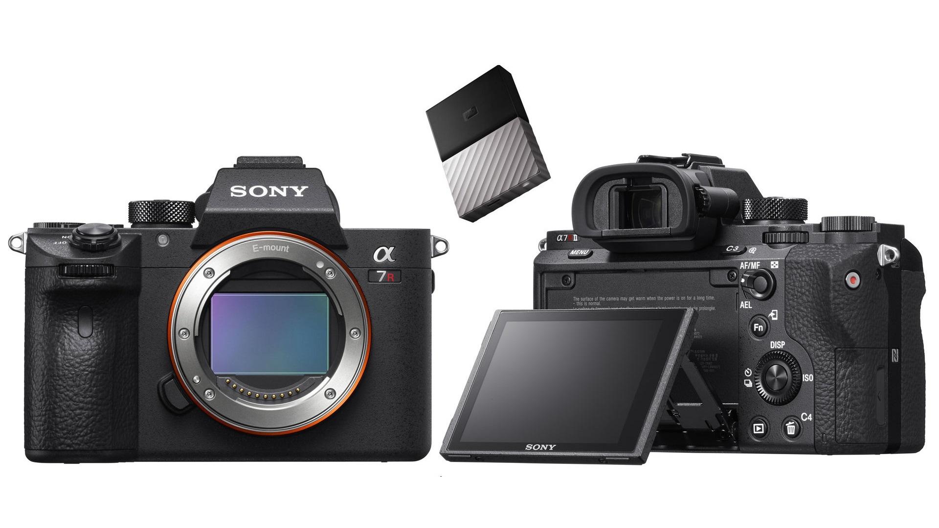 Sony a7R II y a7R III – solo por hoy, $600 de descuento