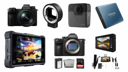 Top Filmmaking Deals Of The Week From Sony, SmallHD, GoPro, Atomos, Samsung and More