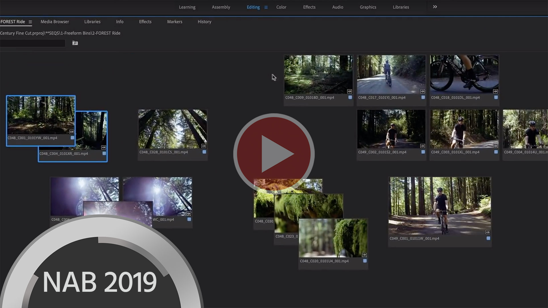 Entrevista sobre las actualizaciones de Adobe Premiere Pro CC – Estabilidad mejorada, proyecto Freeform y más