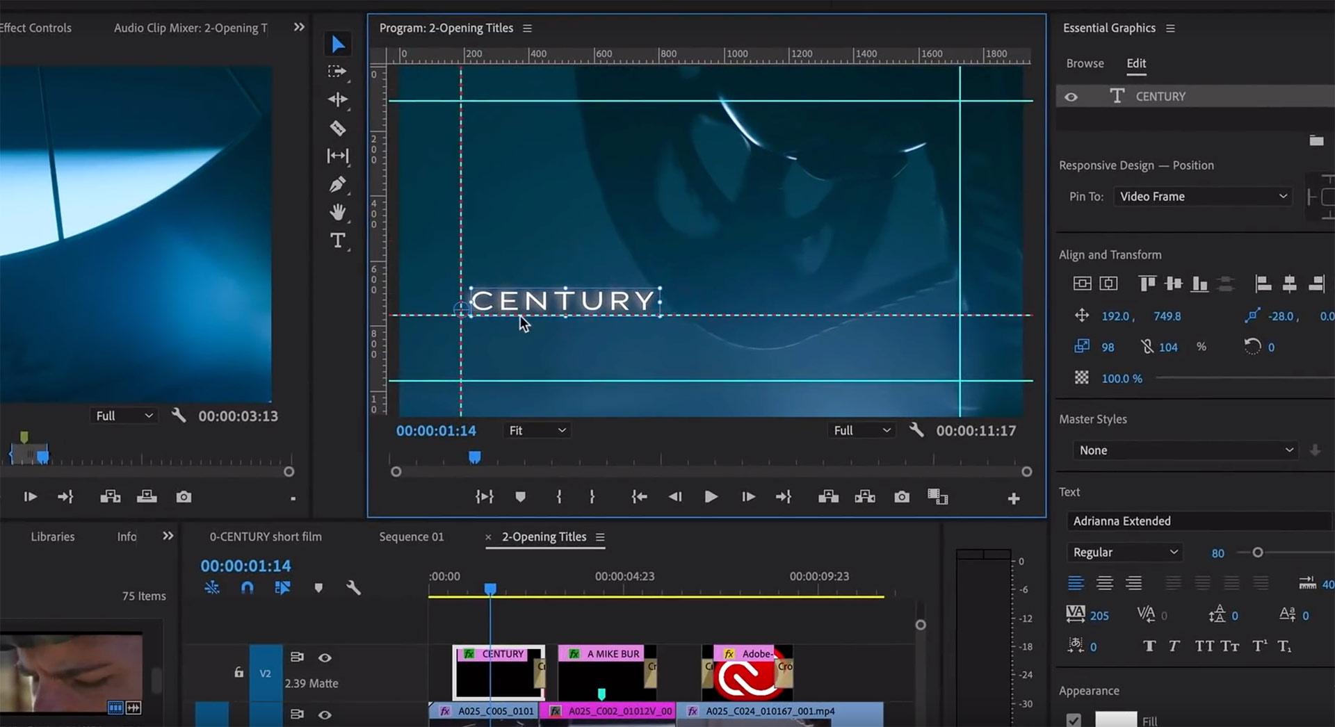Adobe Premiere Pro CC Updates Interview – Stability ...