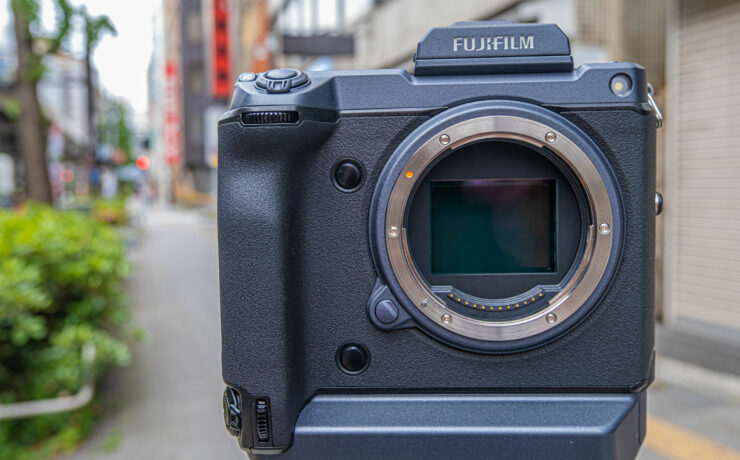 FUJIFILM GFX 100 Introduced - Our First Impression and Sample Footage
