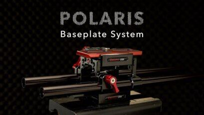 Zacuto Polaris - Lightweight Baseplate for Mirrorless and DSLR Cameras