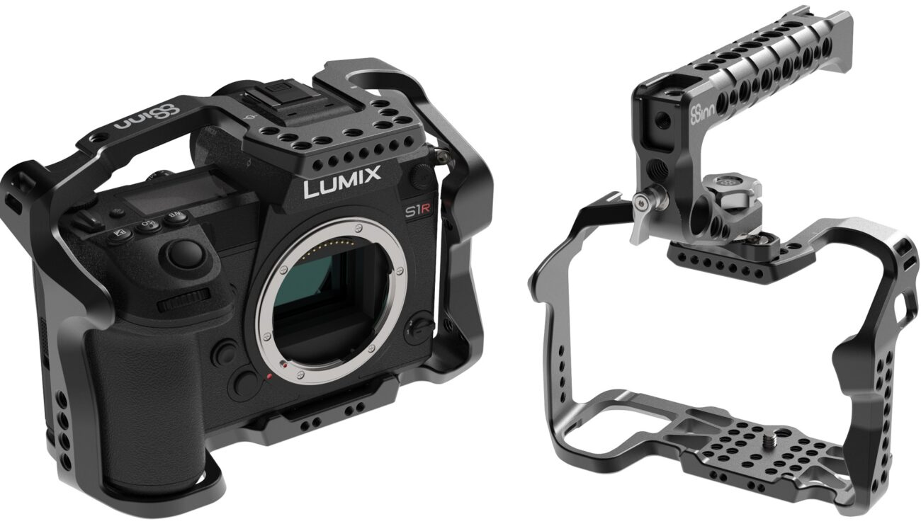 8Sinn Introduces a Panasonic S1 and S1R Cage