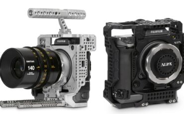 ALPA XO - Cage and Accessories for FUJIFILM GFX 100