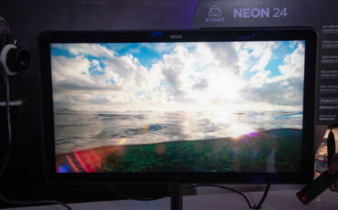 Atomos Neon Monitor/Recorders - Interview with CEO Jeromy Young