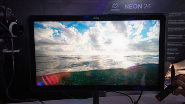 Atomos Neon Monitor/Recorders – Interview with CEO Jeromy Young