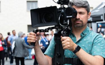The Ergorig: New Back Saving Device for Camera Operators
