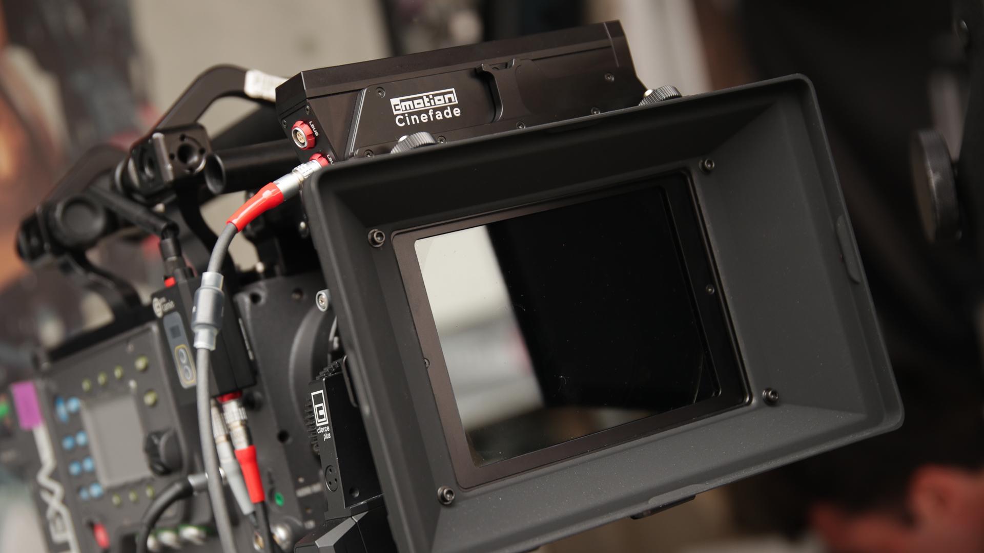 Sistema Cinefade VariND - Demostración práctica