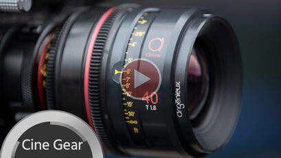First Look Through an Angenieux Optimo Prime