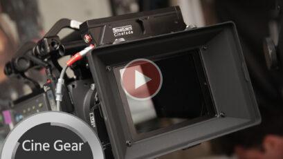 Cinefade VariND System  - Hands On Demo
