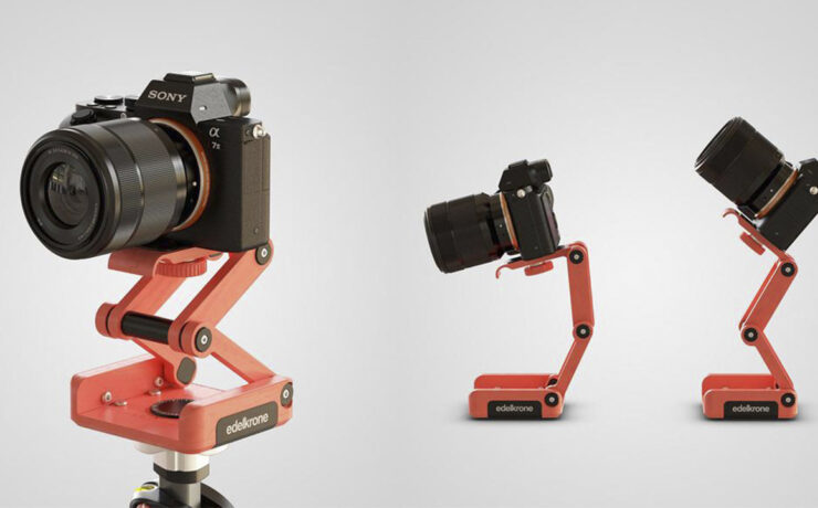 Edelkrone Ortak - 3D Print Your Filmmaking Gear