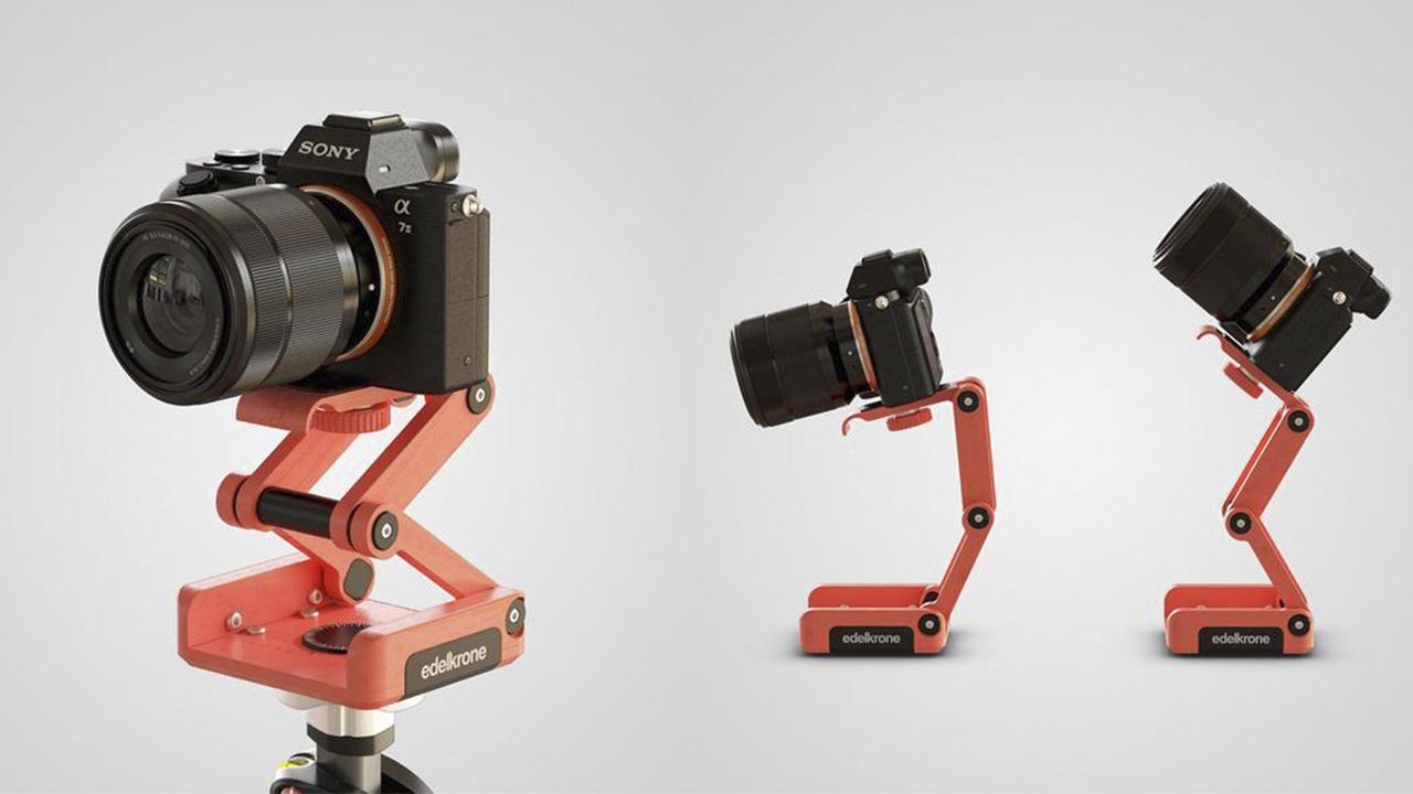 Edelkrone Ortak - 3D Print Your Filmmaking Gear | cinema5D