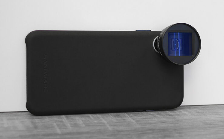 SANDMARC Anamorphic Lens Adapter for iPhones