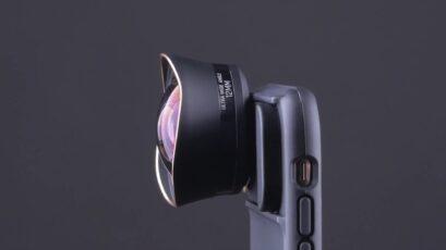 ShiftCam 12mm Ultra-Wide Angle Aspherical Phone Lens - Now on Kickstarter