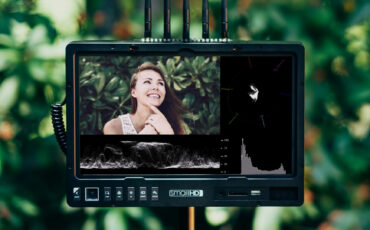 SmallHD 13RX and 17RX Daylight Production Monitors Go Wireless With Zero-Delay