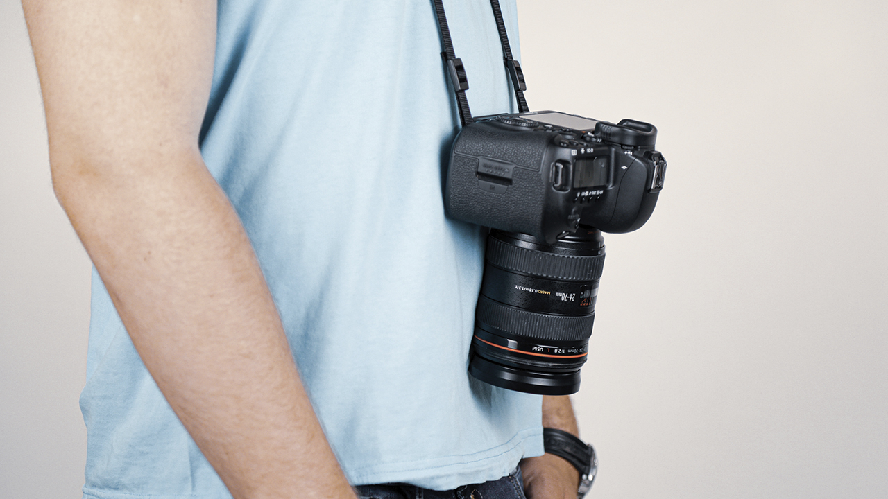 Carry Your Camera Comfortably with SPINN
