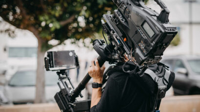 The Steadicam M-2 Offers Modularity and Integrated Volt Technology