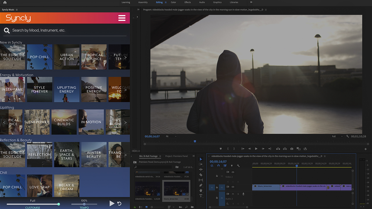 Syncly Music - Creating and Licensing Music Made Easy | cinema5D
