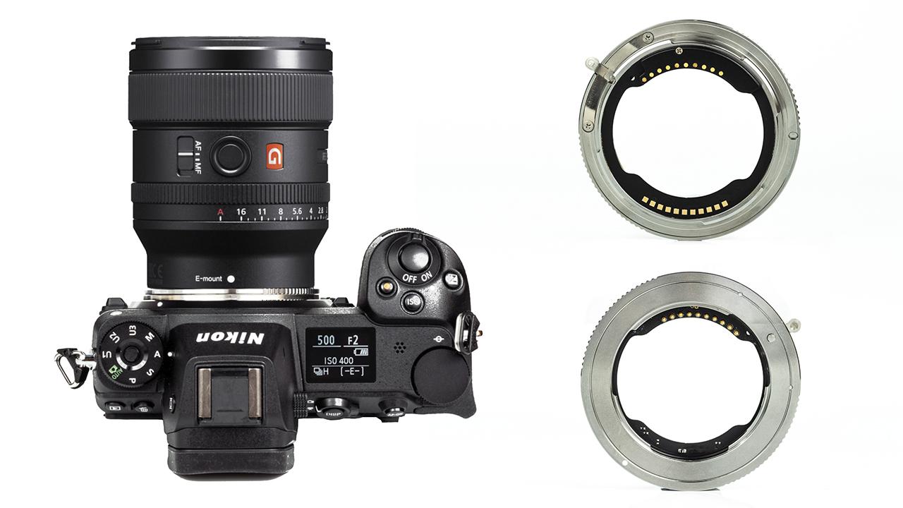 TechartがEマウントレンズをニコンZマウントカメラで使えるアダプターを発売