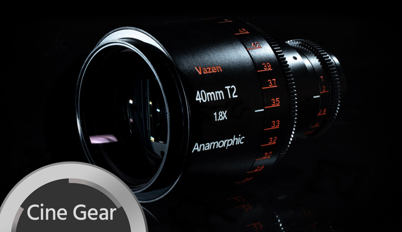 Vazen 1.8x Anamorphic – 3 New Lenses for Micro Four Thirds