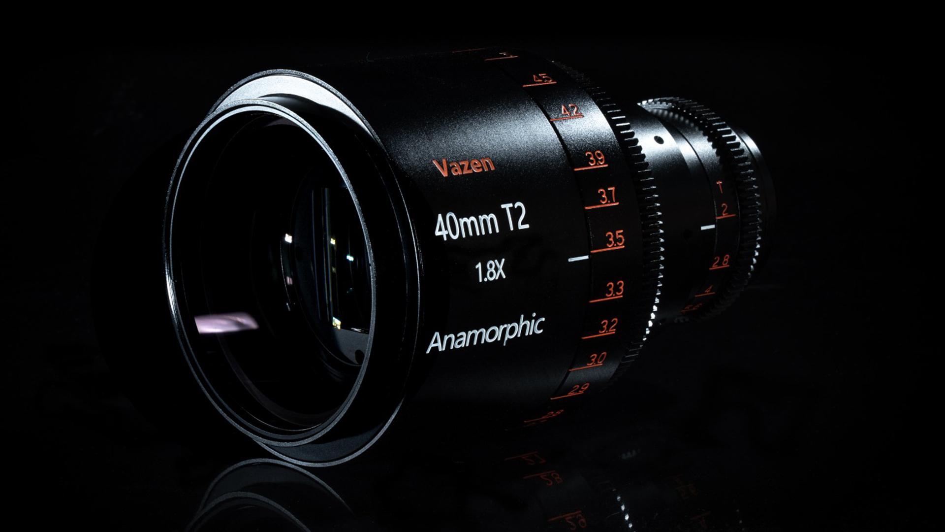 Vazen 1.8x Anamorphic – 3 New Lenses for Micro Four Thirds