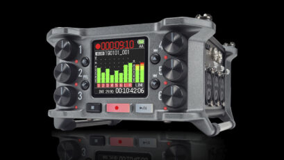 Zoom F6 Field Recorder - Now Available