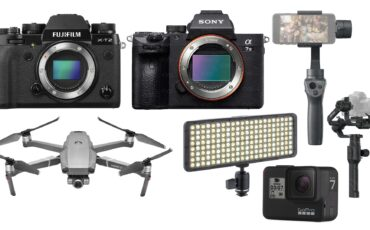This Week's Top Deals for Filmmakers – FUJIFILM X-T2 50% Off!, HERO7, Ronin-S and More