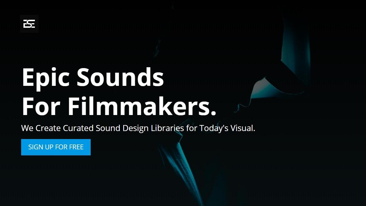 Epic Sound Effects – nueva biblioteca de efectos de sonido ofrece muestras gratis