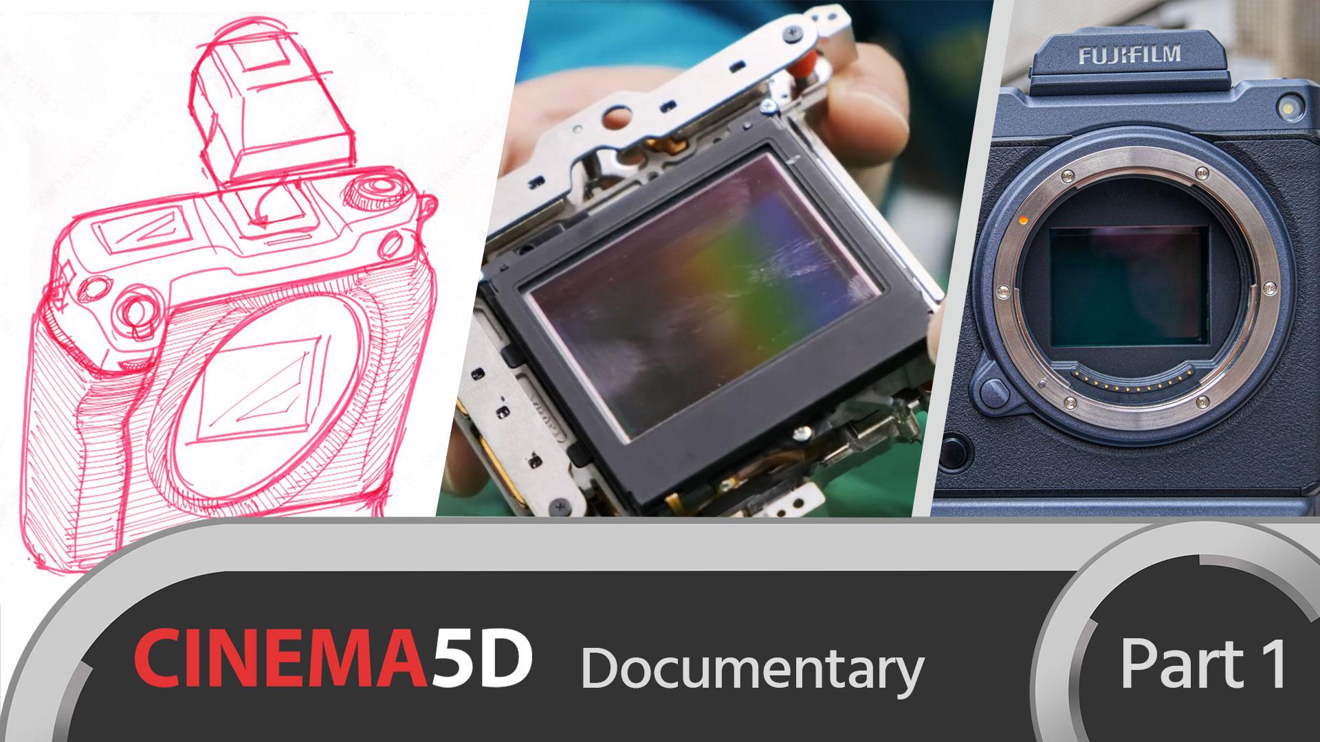 El nacimiento de una cámara: FUJIFILM GFX 100 - Parte 1