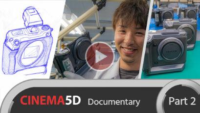 Birth of a Camera: FUJIFILM GFX 100 – Part 2