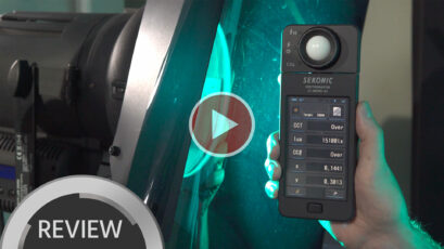 How to Color Match Your Lights & More – Sekonic C-800 Spectromaster Review