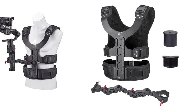 DigitalFoto THANOS Gimbal Support Vest for One-handed Gimbals