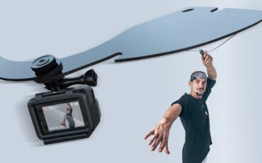 Wingo Pro Captures Bullet-Time Selfies with Action Cams - Now on Kickstarter