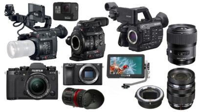 4th of July Top Deals for Filmmakers – Canon C200, FUJIFILM X-T3, Sony a6500 and More