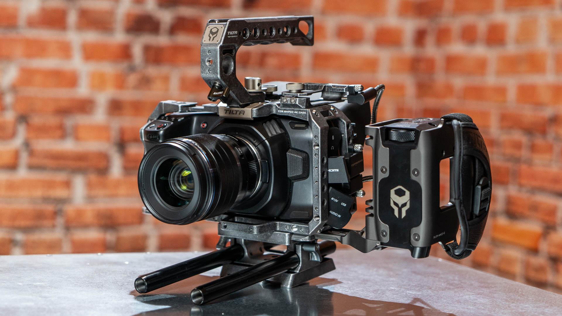 Ultimate Bmpcc 4k Cage Review And Shootout 8sinn Came Tv Smallrig Tilta Vocas Zacuto Filmmaker Resources