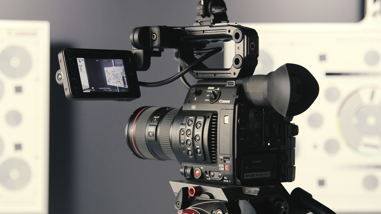 Canon EOS C200 Now $1000 Cheaper