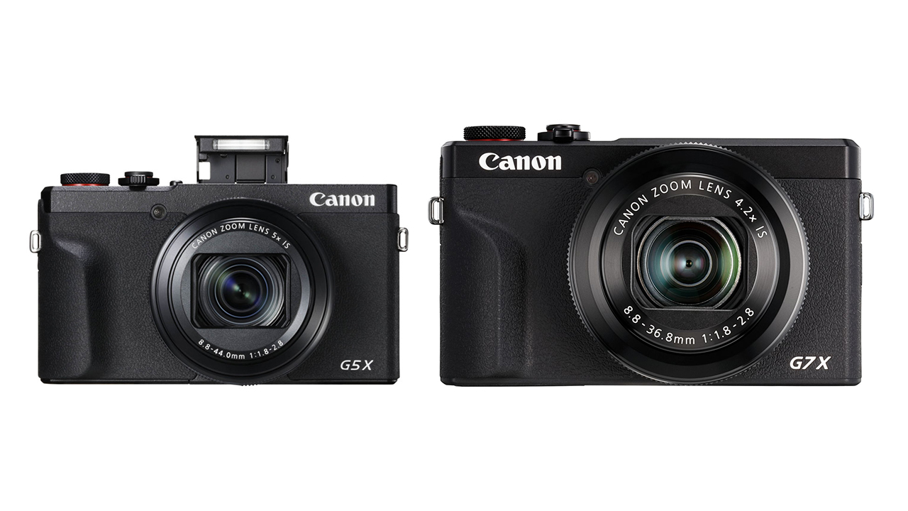 Perfect for Vlogging? New Canon PowerShot G7X Mark III and G5X Mark II