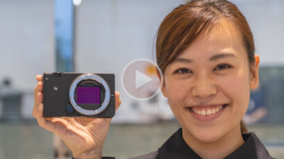 SIGMA Factory Tour - SIGMA fp Camera, new 35mm Lens and Soba